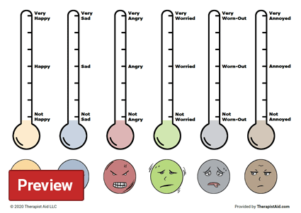 Emotion Thermometers Preview