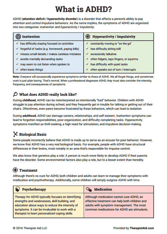 What Is Add on Grief Worksheet